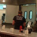 I liked the T shirts