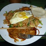 The Little Bird Nasi Goreng