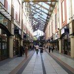 Shopping Mall - Gunwharf Quays.