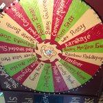 Shots wheel!!