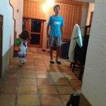 En la villa