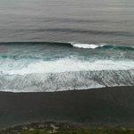 Indian Ocean raging waves