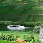 View over Mosel from our room