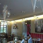 salle de la brasserie/restaurant