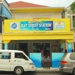 Bay Street Station Foto