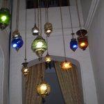 The wonderful Lighting in hotel!