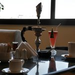 We Serve the best Shisha flavours only at Munch Cafe & Restaurant