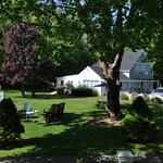 Grounds at Sesuit Harbor House