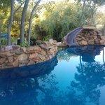 Beautiful diving area