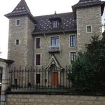 Le Castel in Fleurey