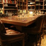 Wine room perfect for private events