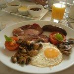Full English Breakfast - DELICIOUS!