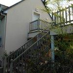 Il cottage a due piani