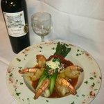 Shrimp Kastella