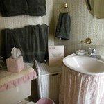 The Quaint bathroom