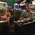 Open-Air kitchen