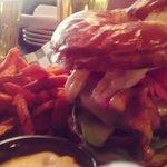 The Dunlop Street Burger