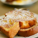 Brioche French Toast at Brunch