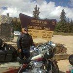 Trip to Hoosier pass