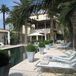Foto de Pastis Hotel St Tropez