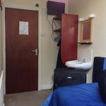 Single room not ensuite
