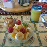 Delicious Breakfasts - 1st Course!