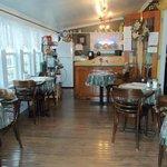 Outport Tea Room, La Scie, NL