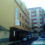 Fachada principal hotel