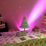 Salon Wedding Cake 2012