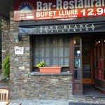 Restaurant Font Blanca