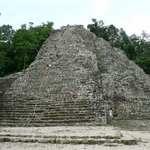 Tallest pyramid that you can climb