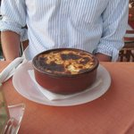 """""""Best Moussaka ever"""" according to my partner."""