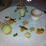 heerlijk surprise dessert