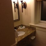 bathroom vanity area room 1230