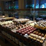 Amazing selection of sweets