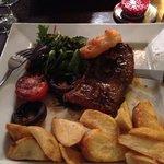 Paul's great steak