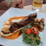 """Wagu """"Kobe"""" Hanger Steak"""
