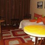 Sala do apart hotel
