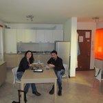 Cucina / Sala