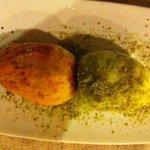 fichi d'india con miele e pistacchi