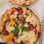 pizza vegeteriana