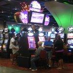 Small and cozy casino