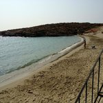 plage devant l'OSTRIA