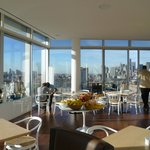 Penthouse Breakfast room
