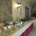 Breakfast -  Villa Tacchi, 2012