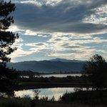Views towards Lake Cascade