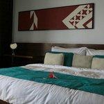 bedroom was so comfortable!