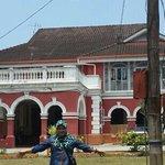 me infront of rest house kuala lipis