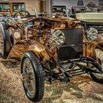 1921 Copper Body Rolls Royce