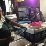 Photo of Club Seafood Jimbaran Beach Cafe